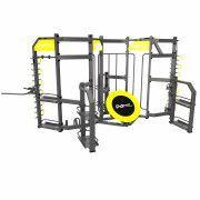 360F Рама DHZ для функциональных тренировок. Габарит 5280х3010х2340